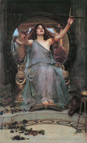 the story in paintings jw waterhouse and mediaeval r ce the if