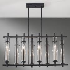 chandelier dining room lighting crystal bar chandelier linear chandelier