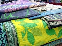 recycled plastic rugs new outdoor turquoise