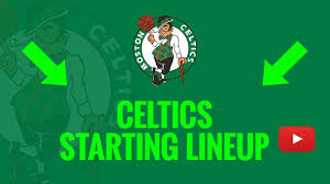 Celtics Depth Chart 2019 20 Boston Celtics Starting Lineup Updated