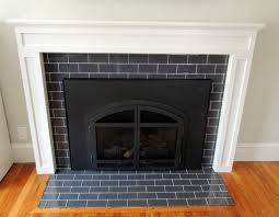 1000 ideas about fireplace tile surround on fireplace