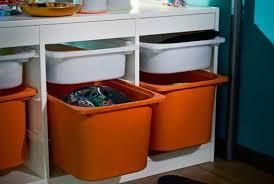 toy storage units. Exellent Storage Orange TROFAST Tubes In A White Storage Unit With Toy Storage Units M