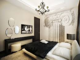 Modern Baroque Bedroom Luxury Vintage Apartment Master Bedroom Decor Homedecor