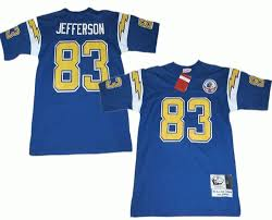 Retro Chargers Jersey Diego San