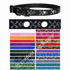 invisible fence collar. Lupine Pet Fence Collar With Holes For Invisible MicroLite F