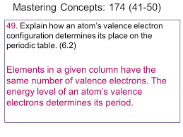 Standard: 1c Articles: 160 Mastering Concepts: 174 (41-53 ...
