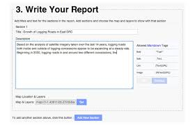 Write Reports Moabi