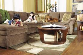 Lazy Boy Living Room Furniture 3 Piece Sectional Sofa Lazy Boy Abbottnwood Sofas Rowe Furniture