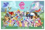Фото пони дружба это чудо все пони
