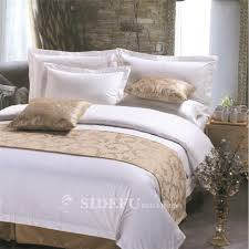 china famous hotel supplier oem satin bed sheet bedding set china bedding set bed sheet bedding set