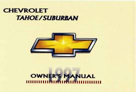 2002 Chevrolet Suburban Owner's Manual — Car maintenance tips
