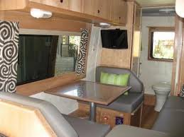 motorhome remodel 2003 forest river mb cruiser class b Ford Motorhome Wiring Diagram completed small rv remodel