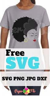 Welcome to my creatables shop! Freebie Afro Svg Paper Flo Designs