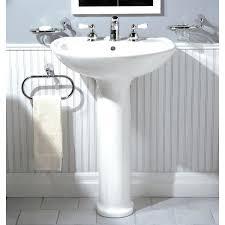 sinks bathroom standard cadet ceramic pedestal sink with overflow reviews for small spaces countertops kohler uk
