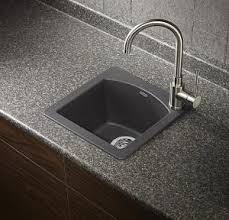 Blanco 401405 SOP1385 Diamond Mini 1 Bowl DropIn Silgranit Sink  Cinder Blanco Cinder Sink R73