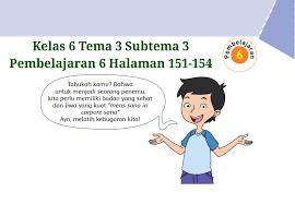 Video ini membahas tentang soal dan kunci jawaban buku paket tematik siswa tema 2 kelas 6 sd persatuan dalam perbedaan kurikulum 2013 semester 1 halaman 2. Kunci Jawaban Buku Tematik Tema 3 Kelas 6 Halaman 151 153 154 Koesrow