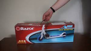 Онлайн Трейд.РУ - <b>Самокат Razor A125</b> (GS) <b>German</b> Standart ...