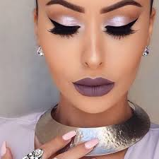 image for natural makeup look for brown eyes