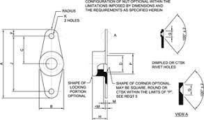 Ms21047 Mil Spec Hardware Specification Supplier Mil