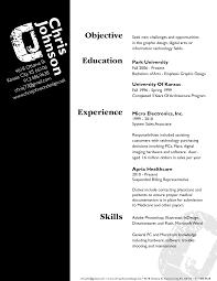 Graphic Designer Resume Objective Sample Prepasaintdenis Com