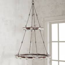 antique candle chandelier real farmhouse wikipedia architecture round pillar chandeliers hanging tea light an with