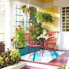 diy patio garden box completed trellis planter box on a porch diy balcony garden box