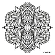 advanced mandala coloring pages 3 18 expert level