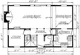georgian house plans. Georgian Home Plan - 12800GC Floor Main Level House Plans O
