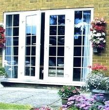 sliding glass door replacement cost patio repair double pane doors panel gla