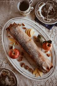 Viennese Apple Strudel Living The Gourmet