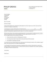 Brilliant Ideas Of Cover Letter Sample For Teachers Aide Also