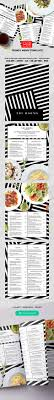 Free Food Menu Template Amazing Modern Elegant Restaurant Menu Template Design Alimentationmenu
