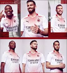 The home, away, and third dls 19 kits can be imported in a simple the fly emirates is once again the main sponsor of associazione calcio milan. Ac Milan 2020 21 Puma Away Kit Football Fashion