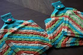 Kitchen Towel Hanging Hot Stripes Kitchen Towels Knitting Kitchen Pattern Dishcloth Dish