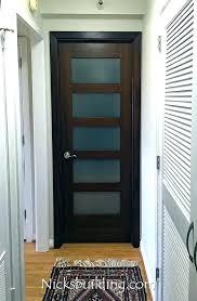 5 panel glass interior door glass paneled interior doors fabulous interior door glass panel replacement how