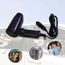 Taşınabilir 12V araba styling saç kurutma makinesi sıcak ve soğuk katlanır  fan pencere buz çözücü araba elektrikli ev aletleri ısıtma ve fanlar -  Zawem Mobile