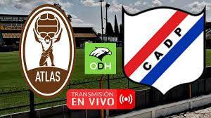 ATLAS VS DEPORTIVO PARAGUAYO EN VIVO 🔴 || FINAL Reducido Primera D -  YouTube