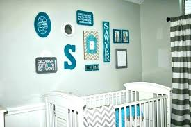 baby room wooden letters for decor nursery wall plan l