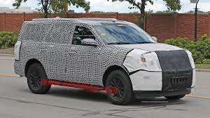 2018 lincoln navigator spy shots. beautiful lincoln 2018 ford expedition spy shots three quarter front exterior to lincoln navigator r