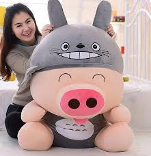 Best Price High quality <b>totoro</b> stuffed plush toys giant ideas and get ...