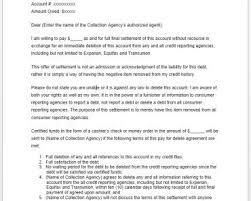 pay for delete letter best business template regarding pay for delete letter