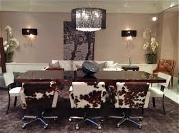 cowhide furniture rustic leather sectional cowhide furniture pany