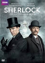 Amazon.com: Sherlock: The Abominable Bride: Benedict Cumberbatch ...