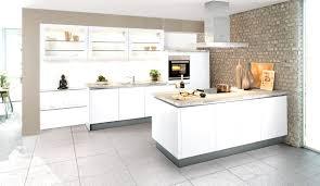 Küche Weiss Hochglanz Mit Braun Fliesen Unerschütterlich Auf
