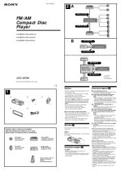 wiring diagram sony cdx mp40 wiring diy wiring diagrams cdx gt06 wiring diagram sony home wiring diagrams