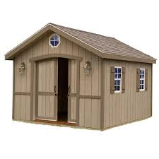 best barns cambridge 10 ft x 16 ft wood storage shed kit