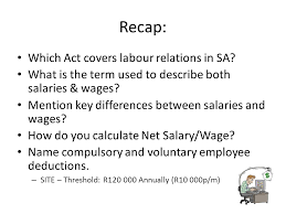 Net Pay Calculator Mesmerizing Salaries And Wages Pg Ppt Video Online Download