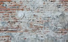 old damaged brick wall texture for