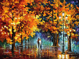 the tears of angels palette knife oil painting on canvas by leonid afremov size 120x100