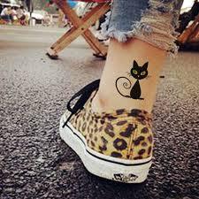 Tatuaggio Temporaneo Non Tossico Gatti Strange Things